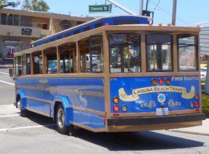 Visit Laguna Beach Summer Festivals on the Free Trolley