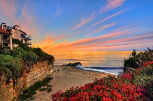 Beach Staycation Home in Laguna Beach CA