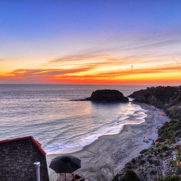 Temple Hills area, Laguna Beach CA