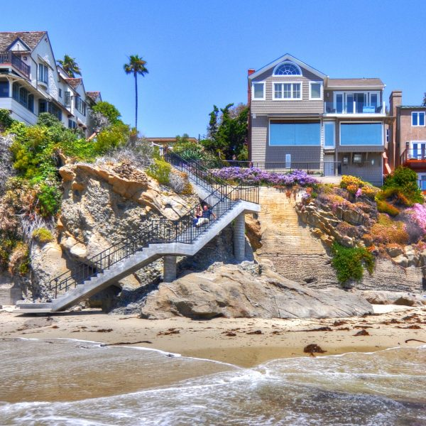 Laguna Beach Homes for Sale in Woods Cove and Upper Diamond area