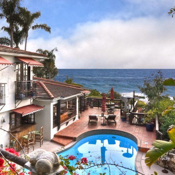 Ocean View Homes for Sale in Alta Vista neighborhood of Laguna Beach