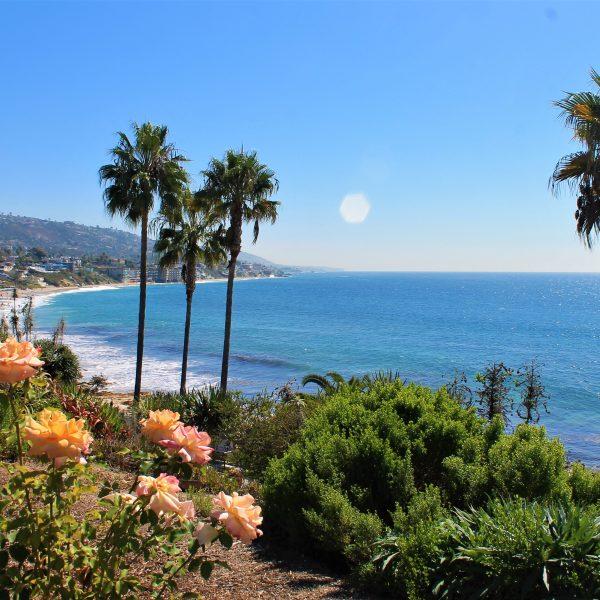 Gorgeous Heisler Park in Laguna Beach, CA