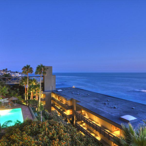 Ocean front Laguna Beach condos at Laguna Royal for sale or rent
