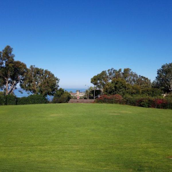 Lang Park in Ocean Vista area of Laguna Beach CA