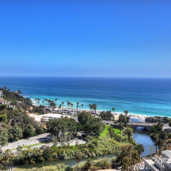 Ocean Vista community in Laguna Beach California Homes for Sale and Rent